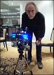 kamera hantu